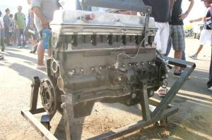 motor cheroke